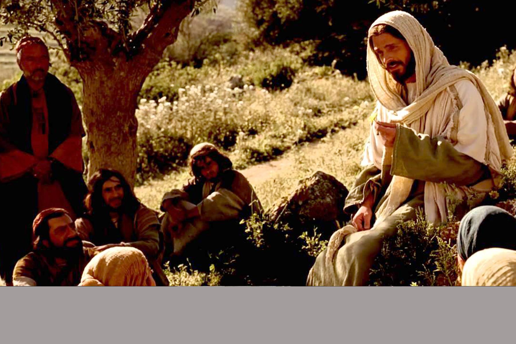 Jesus lehrt uns: