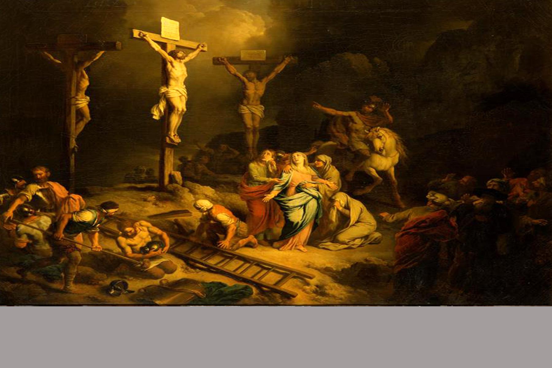 Jesus ist gehorsam