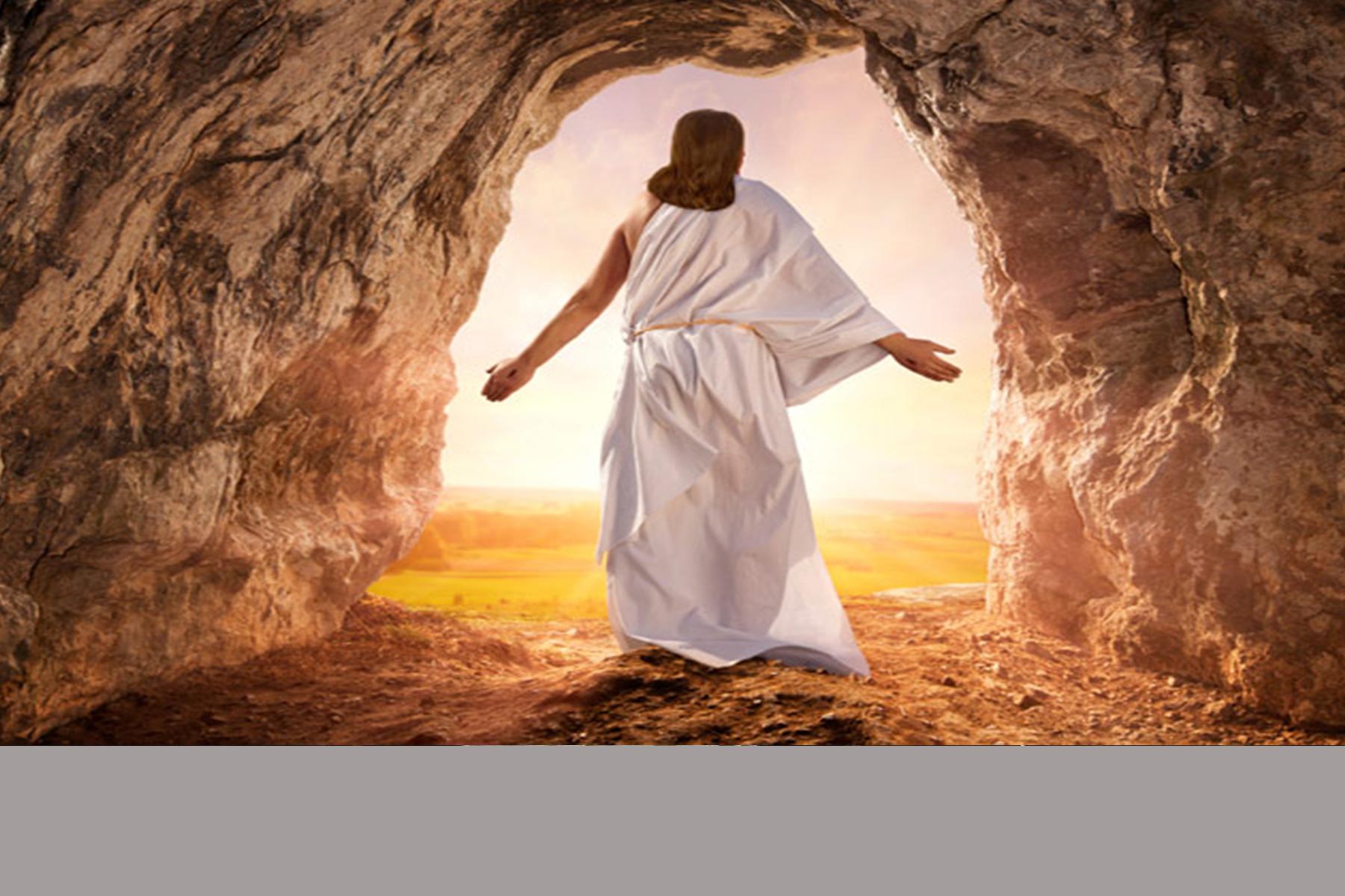 Jesus ist auferstanden!